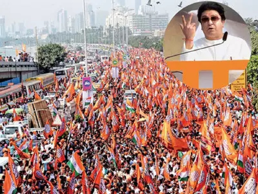 2 08 37 28 Raj Thackeray extends support to CAA NRC in huge rally 1 H@@IGHT 675 W@@IDTH 900