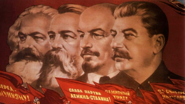 Communist leaders