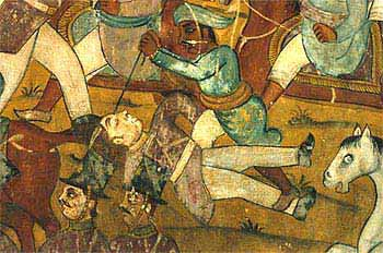 Battle of pollilur