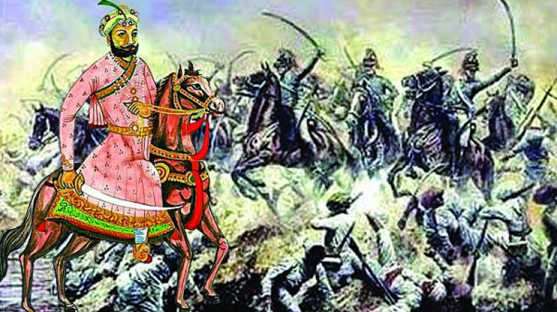 Hemu chandra the last hindu ruler of Delhi