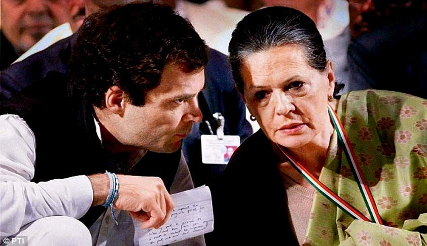 sonia gandhi can't give leadership to non gandhi
